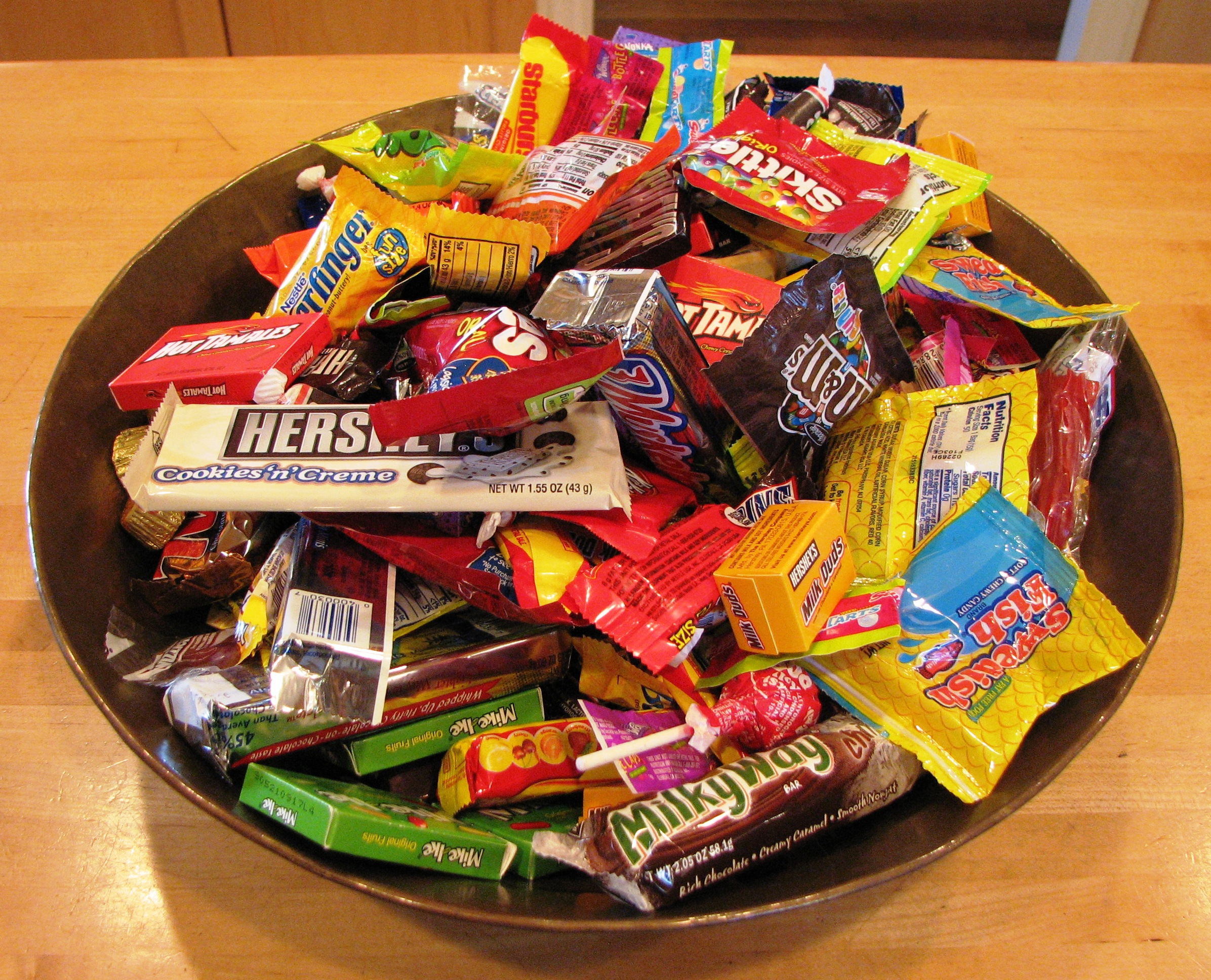 top 13 most hated halloween candies