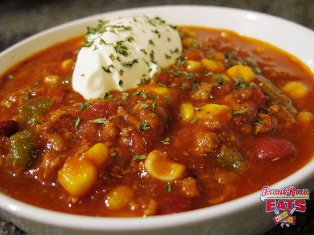 sweet chili recipe