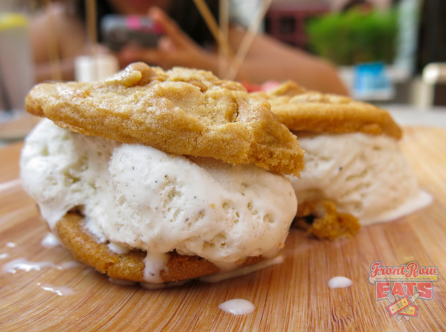 Ice Cream Cookie Sandwiches. The reason why I wake up in the morning.