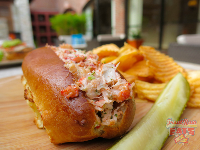 Lobster Roll on Brioche