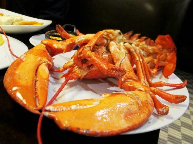 5 lb Lobster ($135)
